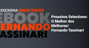Baixe o segundo eBook da série ProXXIma Selections