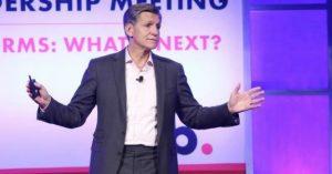 Marc Pritchard fala na IAB Annual Leadership Meeting (foto: IAB)