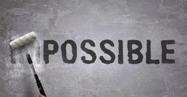 Vivendo a era do impossível