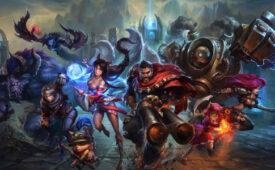 NET e Claro patrocinam torneio de League of Legends