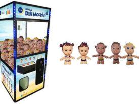 Nivea instala máquinas de Nivea Doll em São Paulo