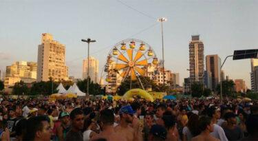 Como é ser a cerveja do carnaval de São Paulo?