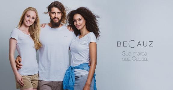 Startup de moda doará metade do lucro a projetos de evolução humana