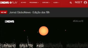 Ao vivo é preferência masculina no Globosat Play