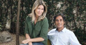 Ana Castelo Branco e Guy Costa (foto: divulgação)