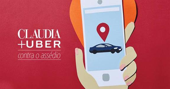 Combate ao assédio vira bandeira de Uber e 99 no Dia da Mulher