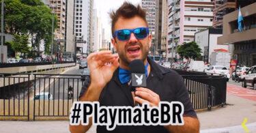 Quem é – e o que pensa – o novo embaixador da Playboy no Brasil