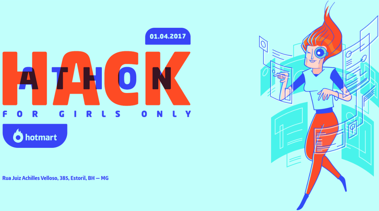 Hackathon for girls only