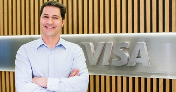 Sergio Giorgetti é novo VP de marketing da Visa