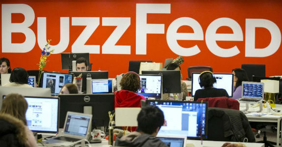 BuzzFeed prepara abertura de capital para 2018