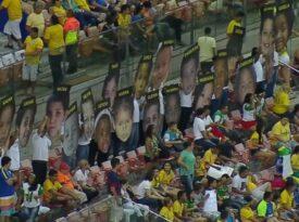 Jogo do Brasil terá ação em prol de crianças desaparecidas