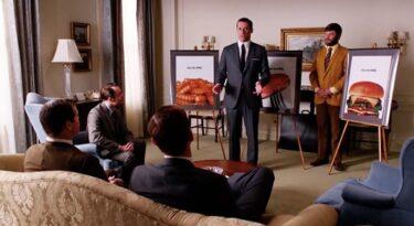 Sterling Cooper Draper Pryce cria nova campanha da Heinz