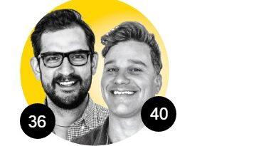 Ad Age coloca dois brasileiros no 40 Under 40