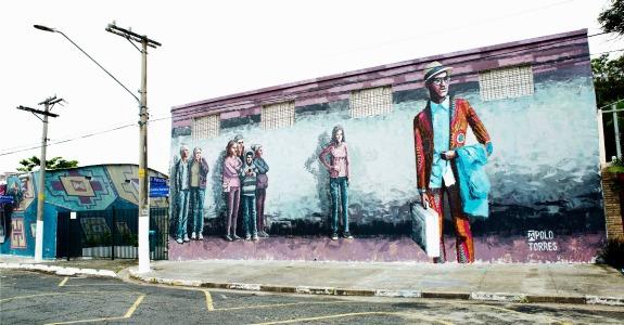 Mural (crédito: divulgação)