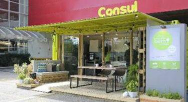 Consul ganha cozinha itinerante no Rio de Janeiro