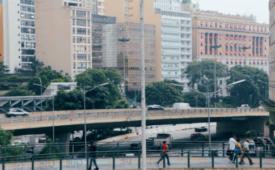 Conexão pela cidade