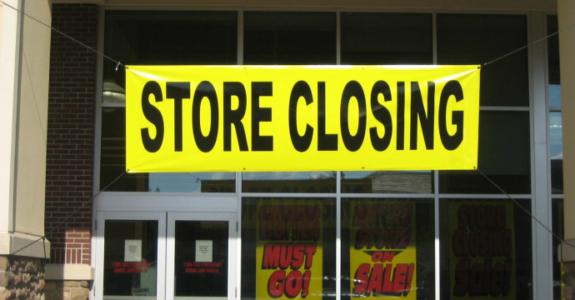 O fim das lojas de varejo