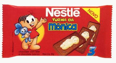 Mauricio de Sousa anuncia volta do chocolate da Mônica