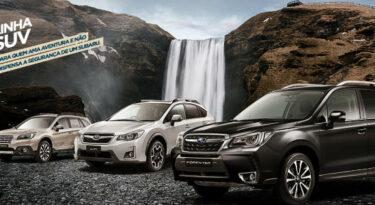 Z515 é a nova agência da marca Subaru