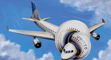 United Airlines: Como derreter R$ 2,5 bilhão do valor de marca em 4 dias.