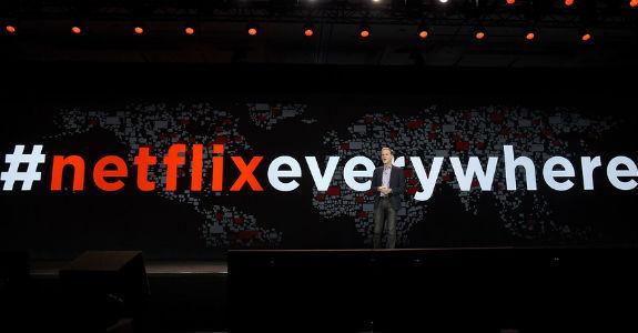 Netflix ultrapassa TV a cabo nos Estados Unidos