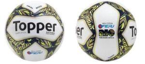 Samba é a nova bola do Campeonato Carioca 2017 (Crédito: Divulgação)