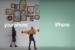 Assista vídeos em que Apple chama usuários Android para mudar de aparelho.