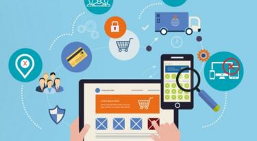 Comercio eletrônico cresce com bens não-duráveis