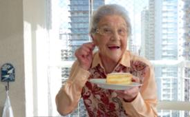 """""""Ver idosos na publicidade me deixa feliz"""""""