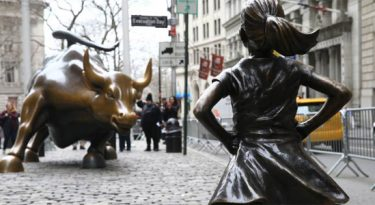 """Fearless Girl"" conquista Grand Effie"