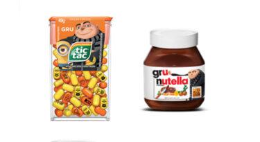 Ferrero lança produtos com Universal Studios