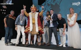 Cannes Lions 2017: O rei de Cannes