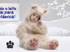 Parmalat resgata mamíferos e lança nova linha
