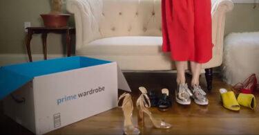 Amazon sai do armário