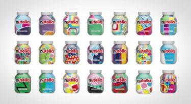 Itália recebe edição limitada de Nutella