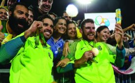Ajinomoto patrocina Comitê Olímpico do Brasil