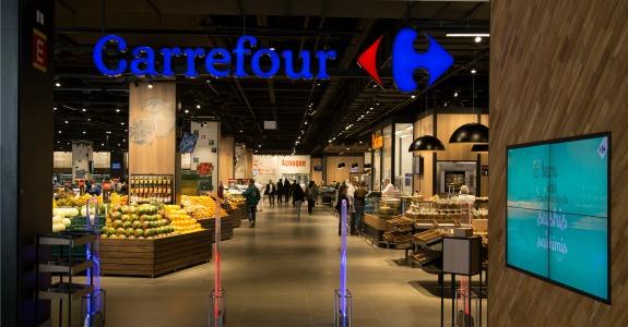 Carrefour inaugura primeiro hipermercado flagship