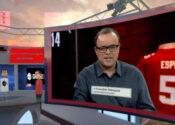 O primeiro talk show em VR da ESPN
