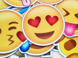 Os emojis mais populares no Facebook