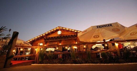 Erdinger promete experiência bávara em novo bar