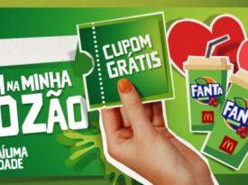 McDonald's usa bots para promover Fanta Guaraná