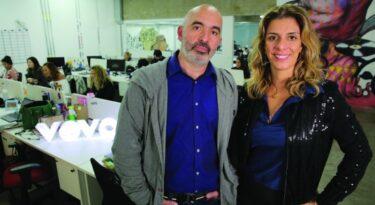 Sócios da Vevo lançam agência especializada em música