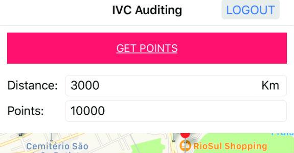 IVC cria app de checking