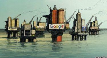 Por que sua Informação é o novo Petróleo e quem são os novos Xeiques?