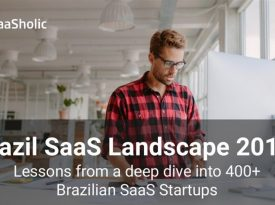 Brasil SaaS Landscape 2017: primeira pesquisa sobre mercado Saas do Brasil