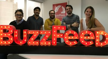 BuzzFeed Brasil contrata em negócios
