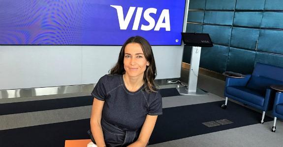 Visa tem nova VP de inovação e alianças estratégicas