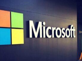 Dança das contas: Microsoft, General Mills e outros
