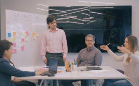 Como funciona um estúdio de inovação?