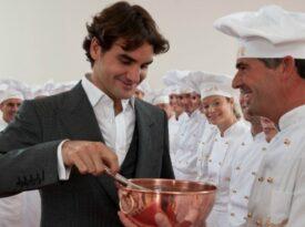 Roger Federer receberá consumidores da Lindt na Suíça